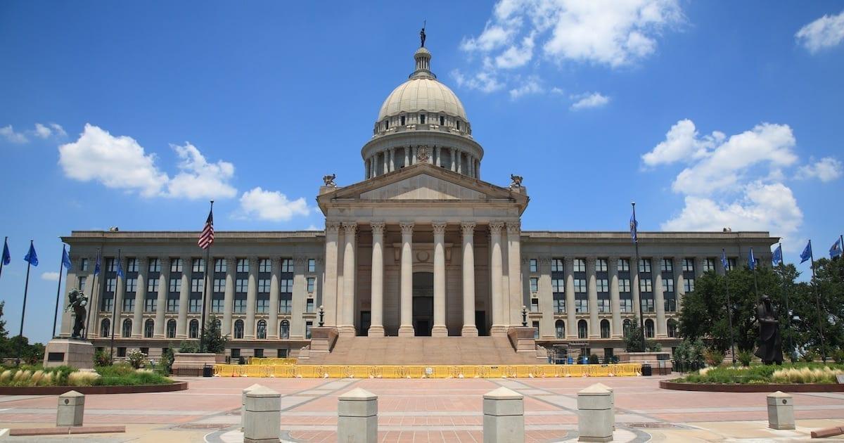Oklahoma state house