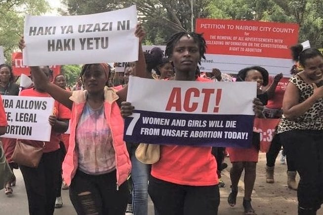 Abortion as a Constitutional Right in Kenya